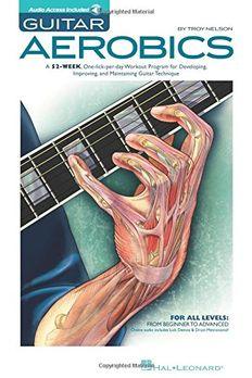 Guitar Aerobics book cover