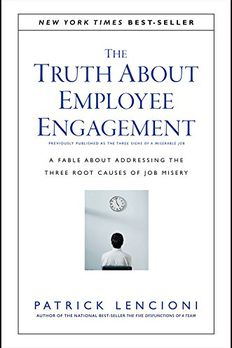 The Truth About Employee Engagement book cover