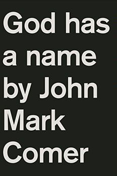 God Has a Name book cover
