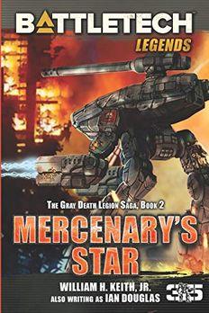 BattleTech Legends book cover