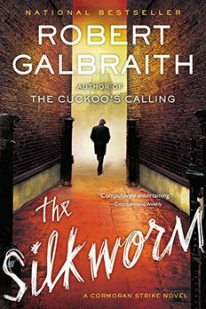 The Silkworm book cover