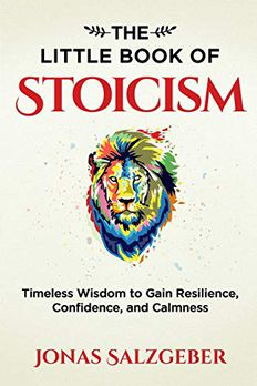 The Little Book of Stoicism book cover