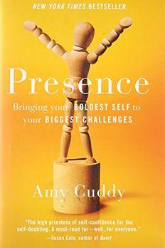 Presence book cover