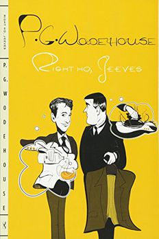 Right Ho, Jeeves book cover