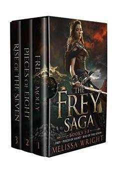 The Frey Saga book cover