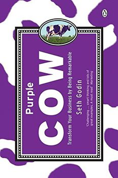Purple Cow book cover