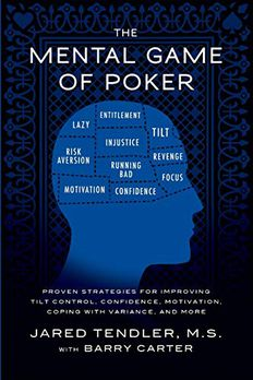 The Mental Game of Poker book cover