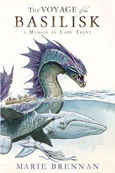 The Voyage of the Basilisk book cover
