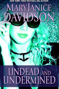 Undead and Undermined book cover