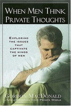 When Men Think Private Thoughts book cover