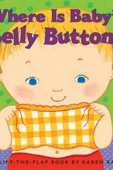 Where Is Baby's Belly Button? book cover