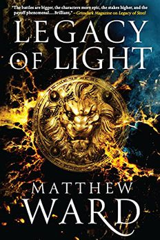 Legacy of Light book cover