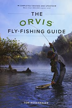 The Orvis Fly-Fishing Guide, Revised book cover