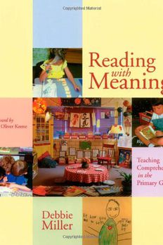 Reading with Meaning book cover