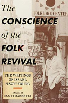 The Conscience of the Folk Revival book cover