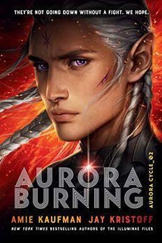 Aurora Burning book cover