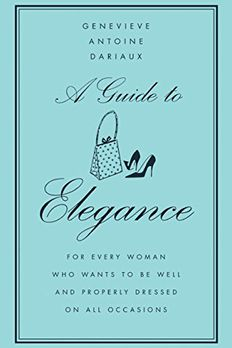 A Guide to Elegance book cover