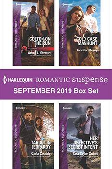 Harlequin Romantic Suspense September 2019 Box Set book cover