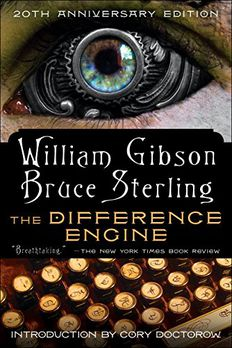 The Difference Engine book cover