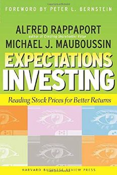 Expectations Investing book cover