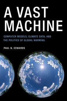 A Vast Machine book cover