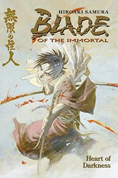 Blade of the Immortal Volume 7 book cover