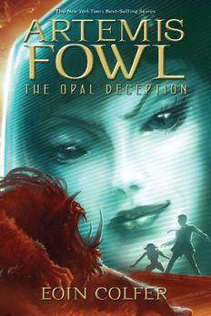 Artemis Fowl book cover