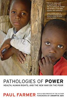 Pathologies of Power book cover