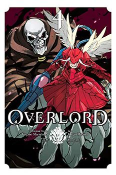 Overlord Manga, Vol. 4 book cover
