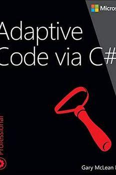 Adaptive Code via C# book cover
