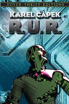 R.U.R. book cover