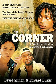The Corner book cover