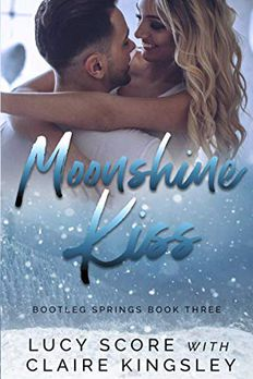 Moonshine Kiss book cover