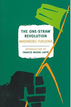 The One-Straw Revolution book cover