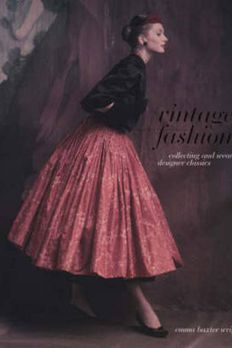 Vintage Fashion book cover