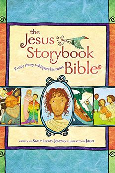 The Jesus Storybook Bible book cover
