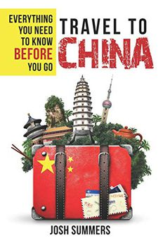 Travel to China book cover