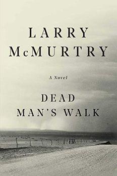 Dead Man's Walk book cover