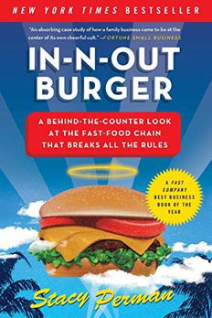In-N-Out Burger book cover