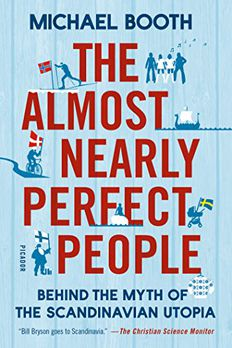 The Almost Nearly Perfect People book cover