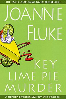 Key Lime Pie Murder book cover