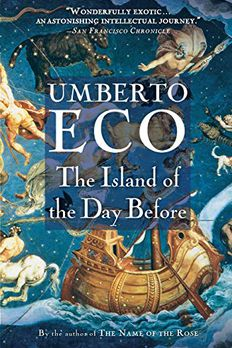 Island Of The Day Before book cover