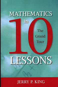 Mathematics in 10 Lessons book cover