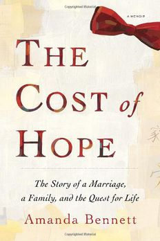 The Cost of Hope book cover