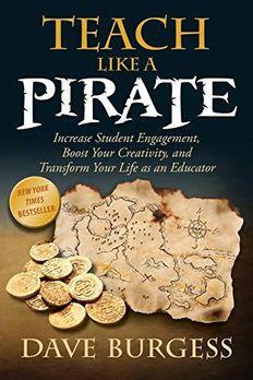 Teach Like a PIRATE book cover