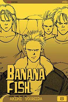 Banana Fish, Vol. 8 book cover