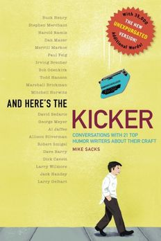 And Here's the Kicker book cover