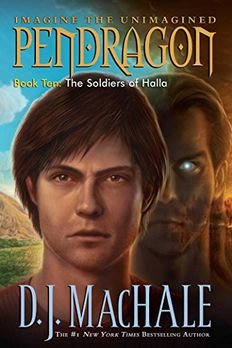 The Soldiers of Halla book cover