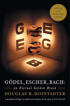 Gödel, Escher, Bach book cover