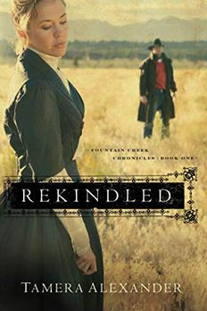 Rekindled book cover